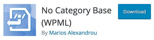 No Category Base (WPML)