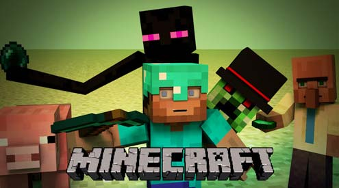 我的世界Minecraft服务器